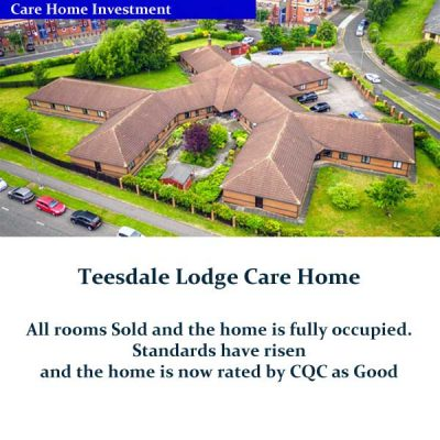 care home investment completed