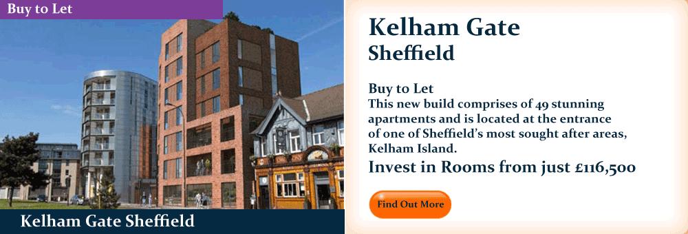 Buy to Let Kelham Gate Sheffield