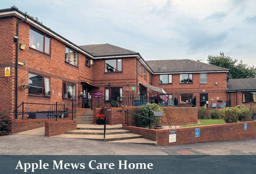 care home investment apple mews