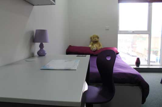 investment poulson students bedroom