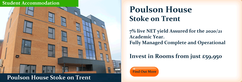 investment Poulson House students