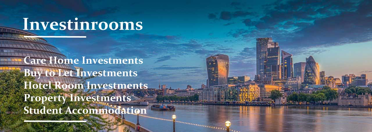 Investinrooms invest in care homes, property investments