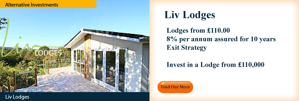 liv lodges investment