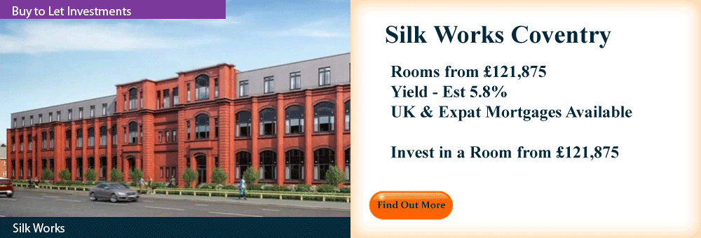 buy to let investment silk works