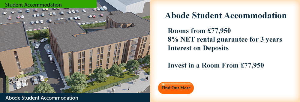 student accommodation investments